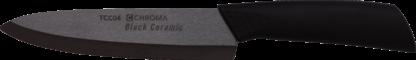 Couteau céramique noire chef 16cm