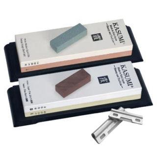K112-STG combo pierres à aiguiser kasumi 240 à 8000
