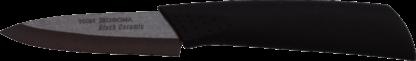 Couteau céramique noire office 8cm