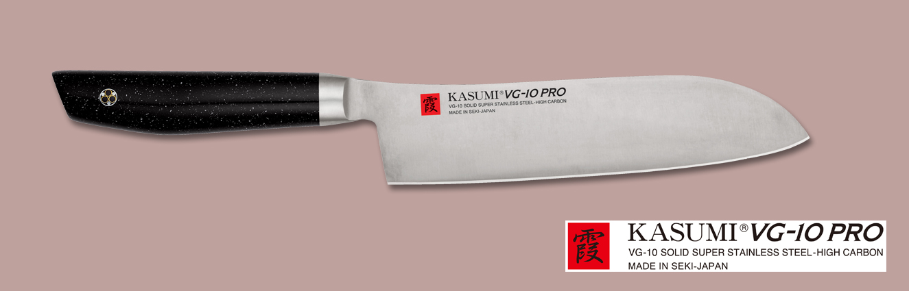 Couteau japonais Kasumi VG10 Pro