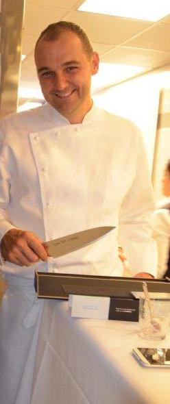 50 best restaurants et Chroma encore