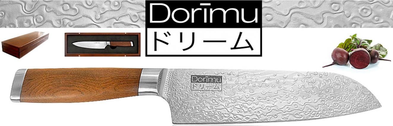 Chroma Dorimu couteau damas