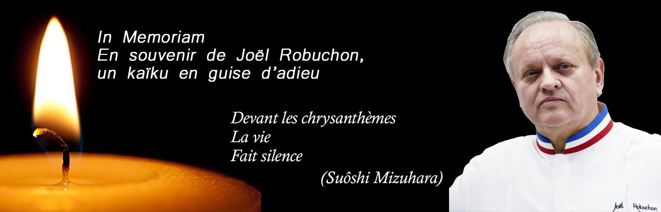 Robuchon In Memoriam
