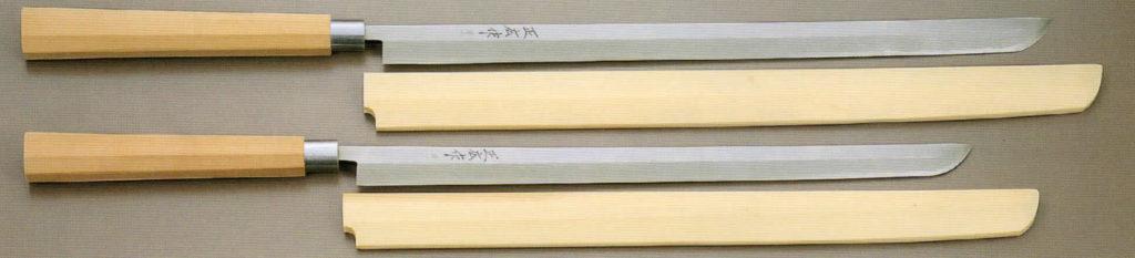 Masahiro Couteaux à Thons
