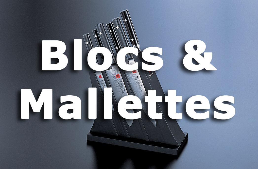 Blocs et Mallettes