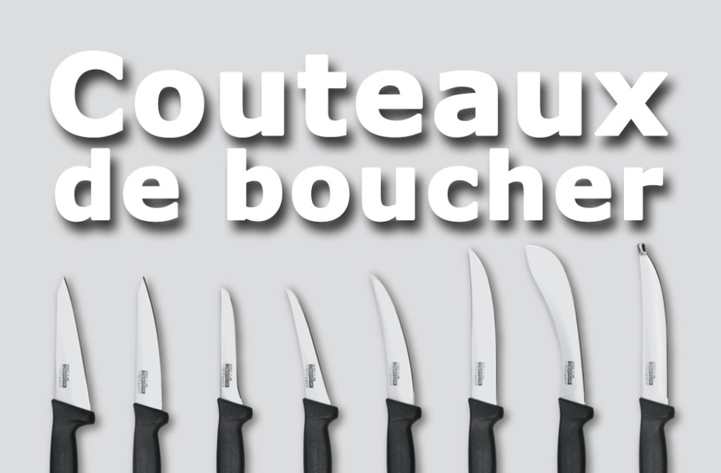 Couteaux de boucher Masahiro