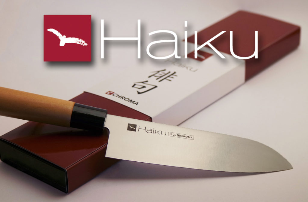 Catégorie des gammes Haiku