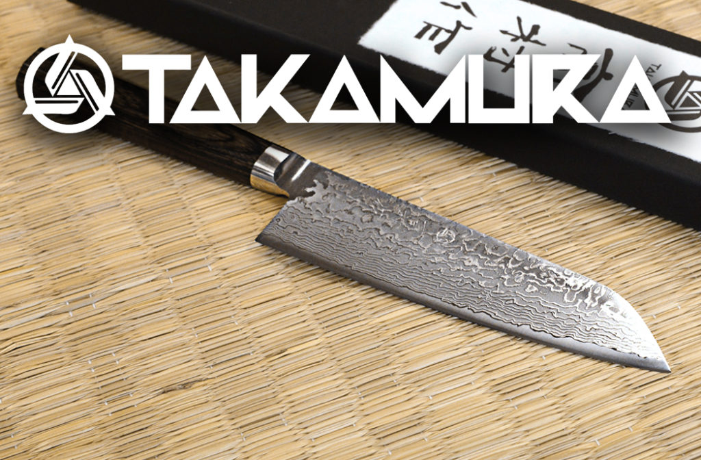 Couteaux Takamura