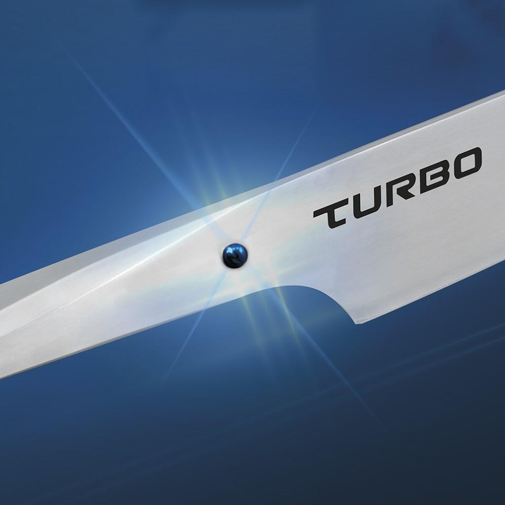 Turbo perle bleu concept